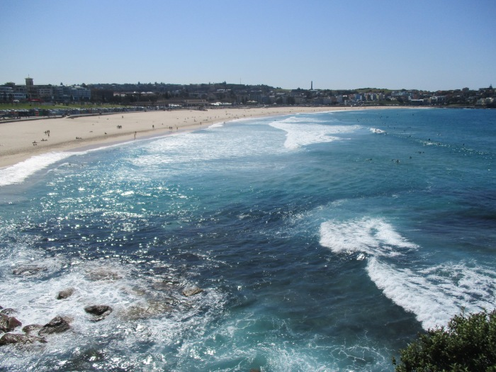 From Bondi to Coogee