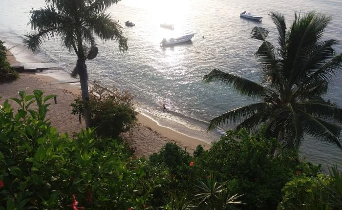 Honeymooning in Fiji