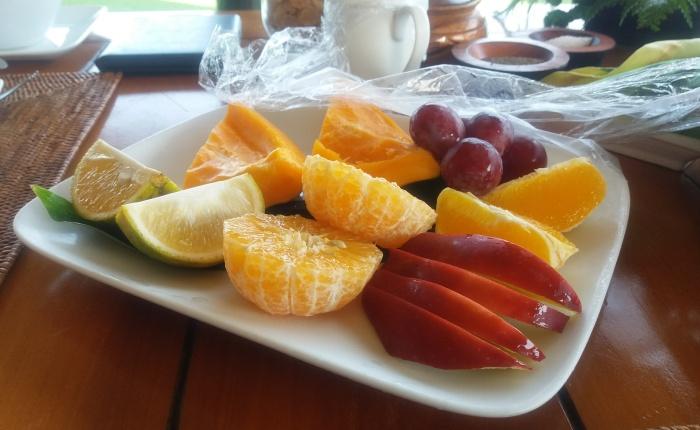 Honeymooning Through Food