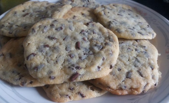 Let's Bake! (Chocolate Chip CookiesEdition)
