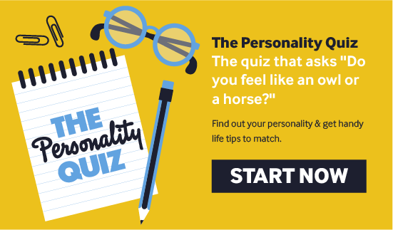 Personality Quizzes Overload