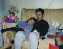 ang and dad