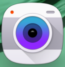 Image result for samsung camera logo app