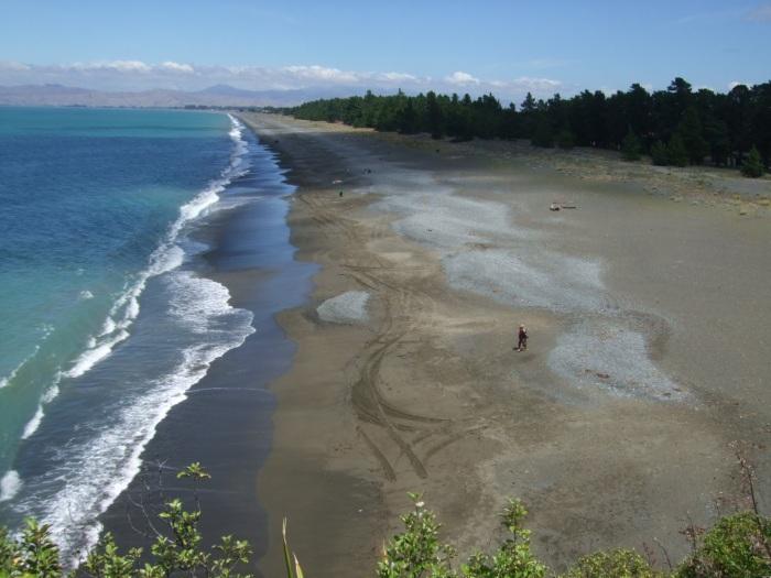 Rarangi Beach (2) 2009