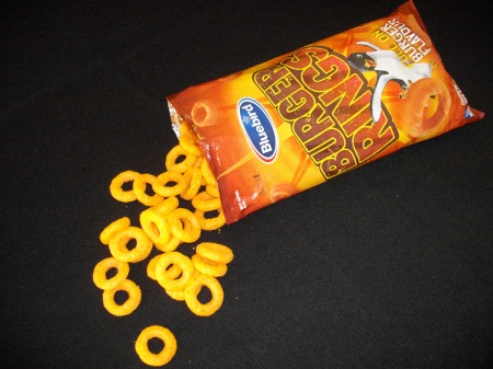 Image result for burger rings