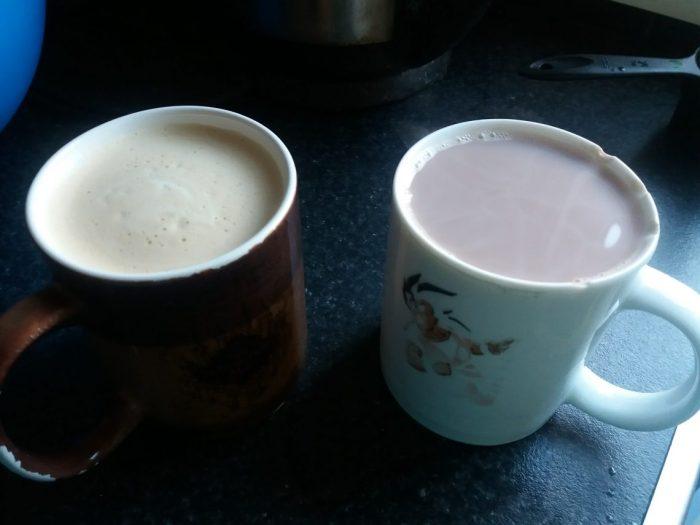 Morning Drinks