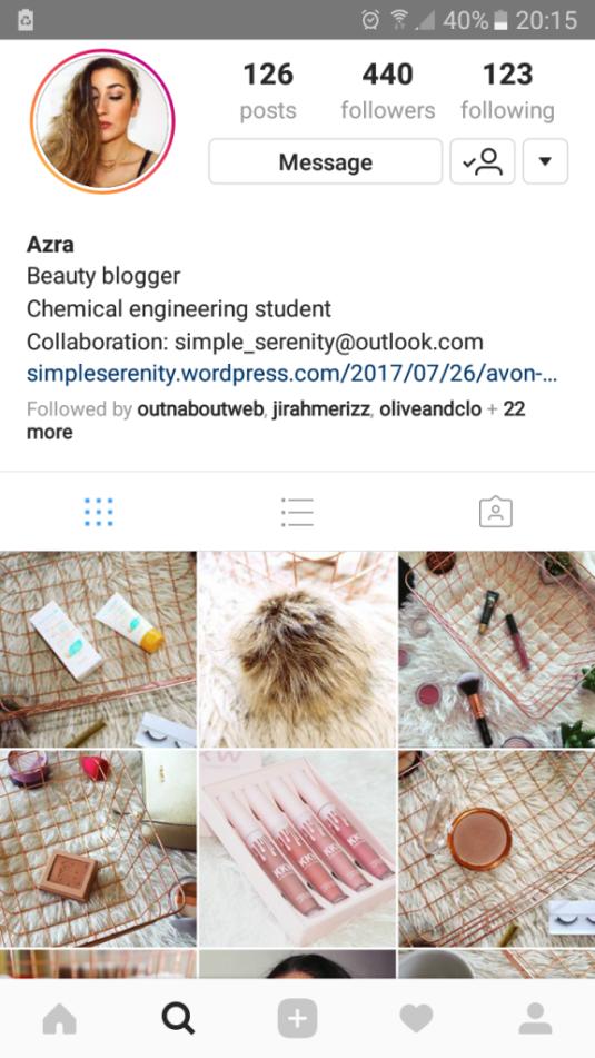 Azra Instagram