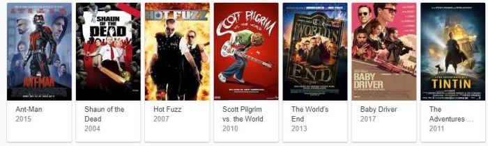 Edgar Wright Movies