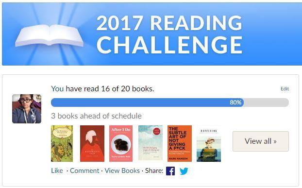 2017 Reading Challenge (Part2)