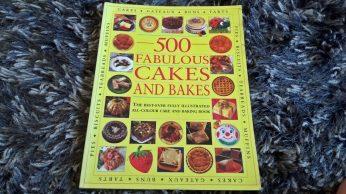 500 cake recipe book