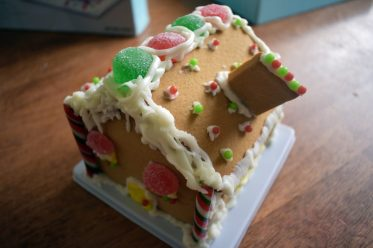 rory's gingerbread house 2