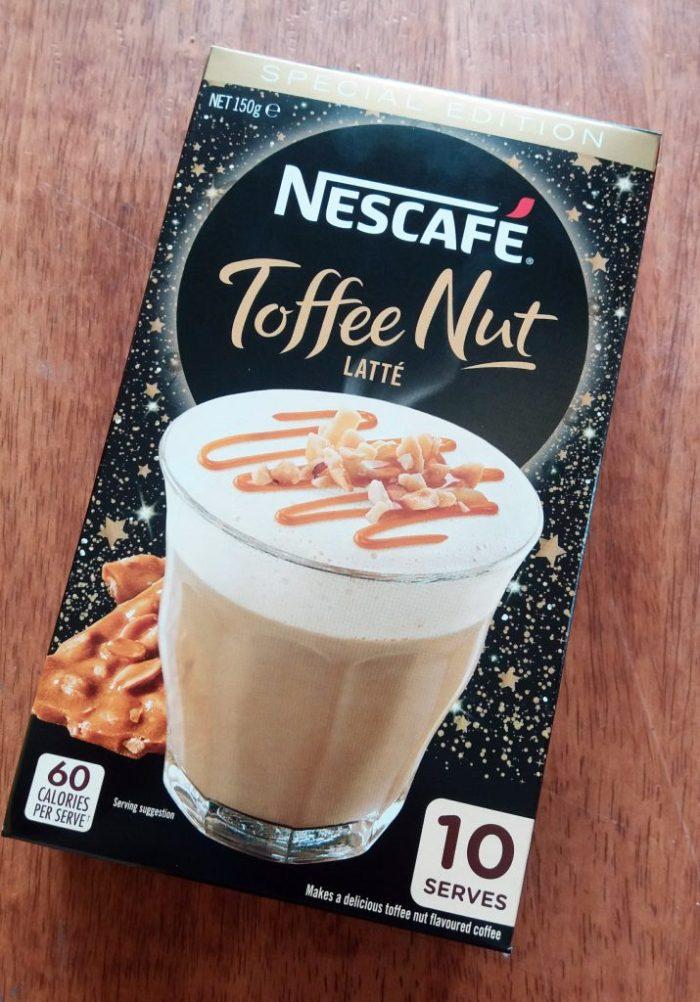 toffee nut coffee