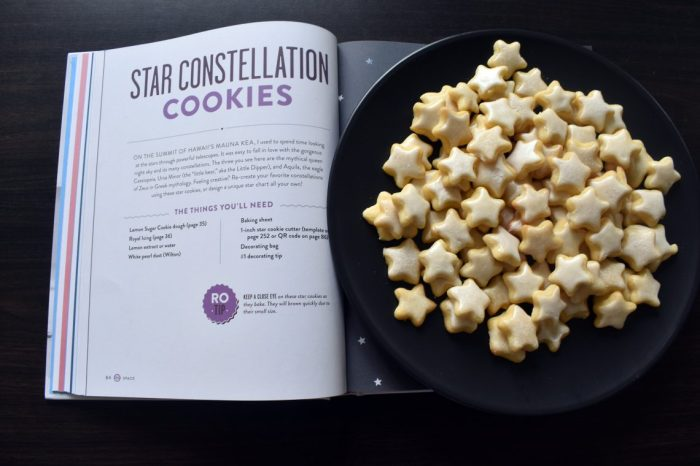 star constellation cookies