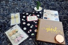 stationary and scrapbooking