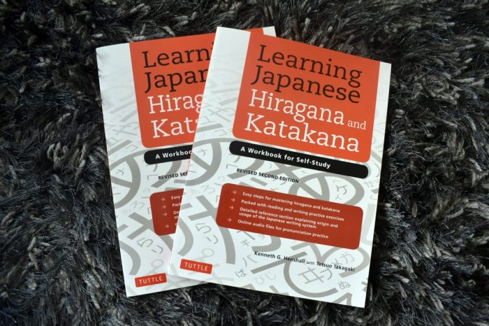 japanese workbook