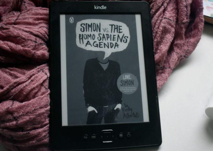 simon book