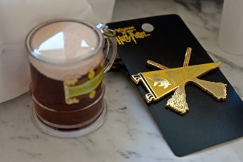 hufflepuff pin