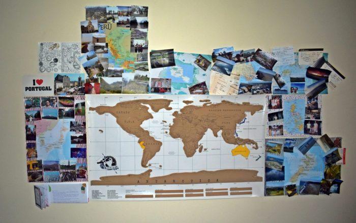 travel wall update 01