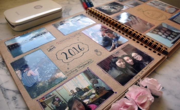 DIY – MemoryScrapbook