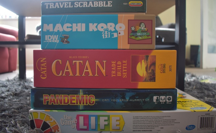 Board Games We Have
